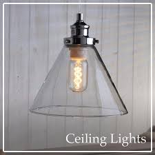 Ceiling Lights With Shades Lighting Ls Chandeliers Light Bulbs The Range