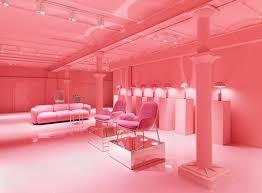 Normann Copenhagen Paris Normann Copenhagen Store Remodelled Into A Glamorous Pink Ballroom