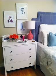 Hemnes Nightstand Review Building Bedside Dresser