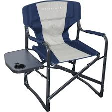 Coleman Camp Table Wanderer Directors Chair With Side Table Coleman Camping Chairs