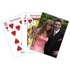 personalized canasta cards