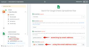 Google Docs Spreadsheet Help Google Sheets Integration Help U0026 Support Zapier