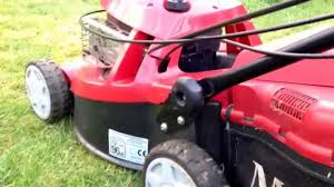 mountfield sp480 turbo ultra easy start 4hp youtube