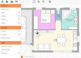 plan d une chambre plan de maison et plan d appartement gratuit logiciel archifacile