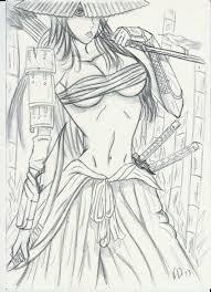 samurai sketch inuyasha15 2017 sep 8 2013