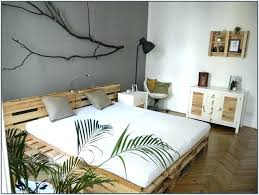 Pallet Platform Bed Pallet Bed Pallet Platform Bed Large Size Of Bed Frames
