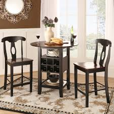counter height bistro table ideas of hillsdale pacifico bar height bistro table 4137ptb with