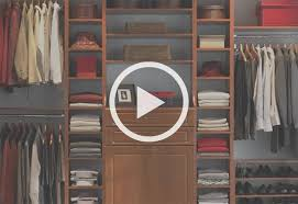 organize your closet and get more storage space at the home depot