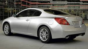 nissan altima coupe europe nissan altima proud but loud the globe and mail