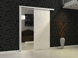 Sliding Wooden Doors Interior Sliding Door Pocket System Woody Protek