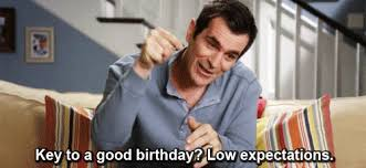 Happy Birthday Meme Gif - happy birthday television gif find share on giphy