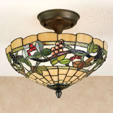 fancy stained glass ceiling light fixtures 39 for your light bulbs