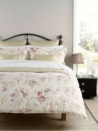 christy vintage rose duvet cover set house of fraser
