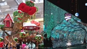 singapore gardens by the bay christmas wonderland anakjajan com