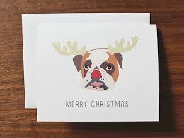 dog christmas cards 14 exles of modern christmas cards to keep your holidays
