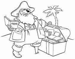 printable pirate free coloring pages on art coloring pages