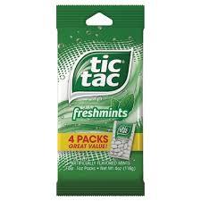 Where To Buy Minion Tic Tacs Tic Tac Freshmints 4ct Target