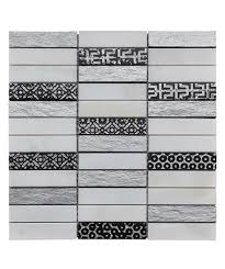white etched tile topps tiles