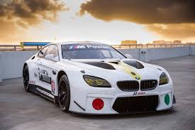bmw bmw reveals m6 art car for 24 hours of daytona motor trend