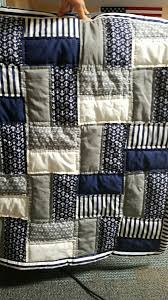 nautical baby quilt i just finished for a friend easy pattern