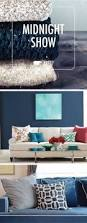 the dark blue hue of soul search by behr paint evokes a sense of