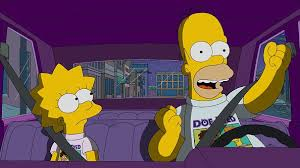 homer simpson homer simpson driving license presented to u k police time