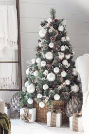 beautiful tree decorations superior on interior and