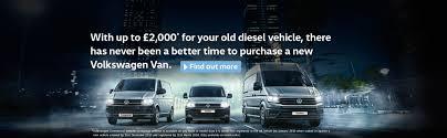 old diesel volkswagen vw van dealer in swindon new and used vw vans fish brothers