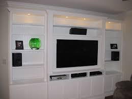 wall units outstanding custom built in entertainment center diy