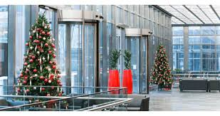 commercial decorations hire ambius uk