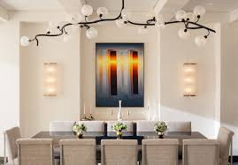 Contemporary Wall Sconces For Dining Room Dining Room Contemporary - Wall sconces for dining room