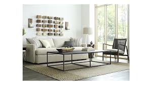 crate and barrel lounge sofa slipcover crate and barrel lounge sofa slipcover sofa lounge ii petite