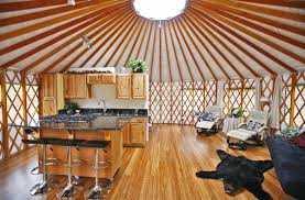 oregon company will build you a beautiful yurt for less than you