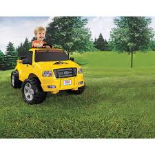 power wheels jeep yellow power wheels ford lil u0027 f150 yellow power wheels u0026 powered ride