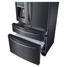 Samsung French Door Refrigerator Cu Ft - rf22kredbsgsamsung appliances 36