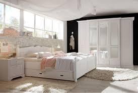 Schlafzimmer Kommode Landhaus Landhausstil Schlafzimmer Komplett Cinderella Front Massiv W02