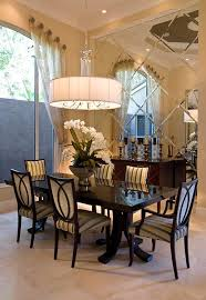 add style and depth to your home with mirrored walls dining area