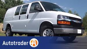 chevrolet express 2012 chevrolet express van new car review autotrader youtube