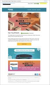 amazon black friday deals web site best black friday email campaigns 2016 sparkpost