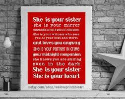 friendship quote best gift best friend decor friendship