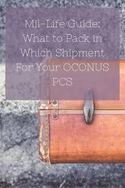 best 25 oconus pcs ideas on pinterest pcs binder military life