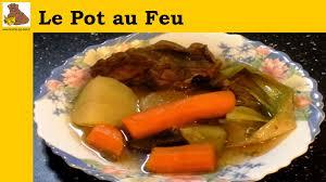 cuisiner un pot au feu le pot au feu recette facile hd