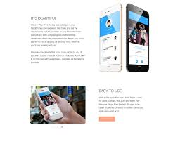 easy to use home design app awesome landing page free bootstrap landing page creative tim