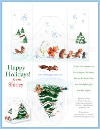 shirley u0027s illustrations search results for happy holidays