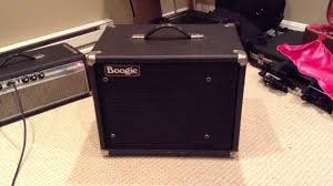 Mesa Boogie 2x12 Rectifier Cabinet Review Mesa Boogie 1x12 Theile Cabinet Demo Youtube