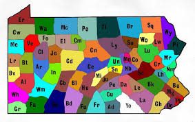 County Map Of Pa This Week In Pennsylvania Archaeology February 2014