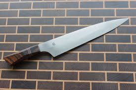cris anderson custom gyuto and fortunately could bypass cris waiting queue which over year long think just few months later had the knife house
