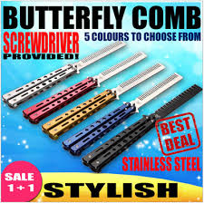 butterfly comb qoo10 top selling sale 1 1 promo butterfly comb hair