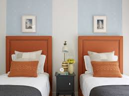 Bedroom Paint Ideas Whats Your Color Personality Freshomecom - Bedroom orange paint ideas