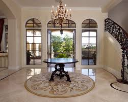 granite foyer houzz